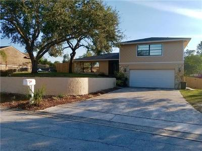 Tarpon Springs Single Family Home For Sale: 1416 Lonesome Pine Lane
