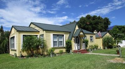 Madeira Beach Single Family Home For Sale: 14000 Vivian Drive