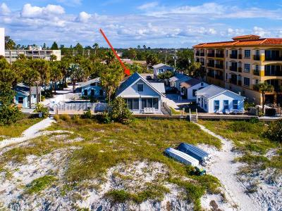 Indian Rocks Beach Single Family Home For Sale: 960 Gulf Boulevard #10