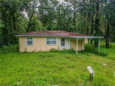 New Port Richey Single Family Home For Sale: 10401 N Shalimar Street N