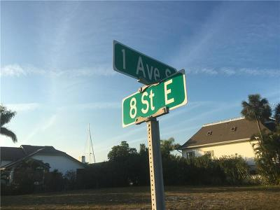 Tierra Verde Residential Lots & Land For Sale: 8th St. & 1st Ave S Street E