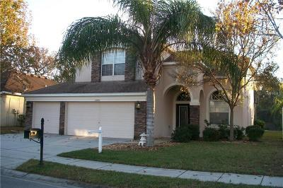 New Port Richey, New Port Richie Single Family Home For Sale: 11440 Pennsville Court