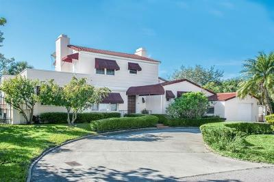 Clearwater Beach Single Family Home For Sale: 994 Bay Esplanade