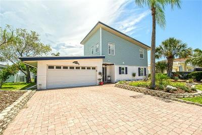 Treasure Island FL Single Family Home For Sale: $877,000