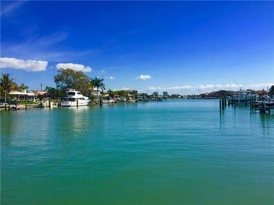 Treasure Island FL Single Family Home For Sale: $1,075,000