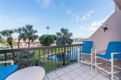 St Pete Beach Condo For Sale: 9425 Blind Pass Road #203
