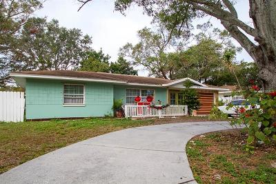 Clearwater Single Family Home For Sale: 808 Normandy Road
