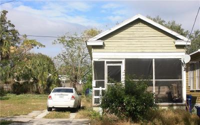 Tampa Single Family Home For Sale: 2111 W Cherry Street