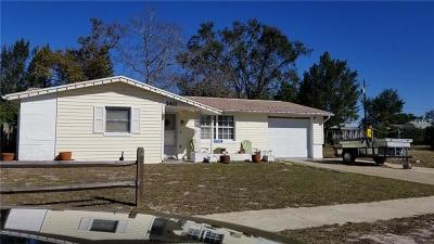 Single Family Home For Sale: 5411 Mosaic Drive