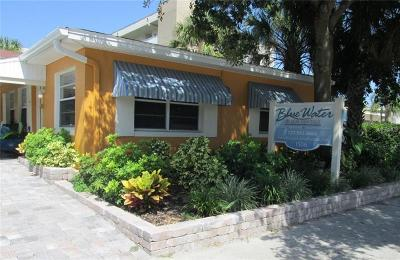 Indian Rocks Beach Multi Family Home For Sale: 1506 Gulf Boulevard