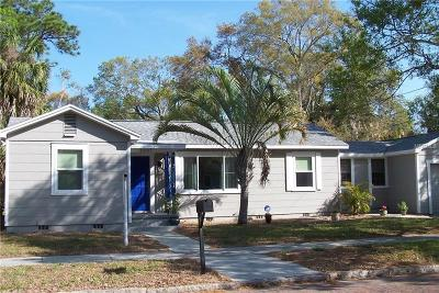 Gulfport Single Family Home For Sale: 5227 20th Avenue S