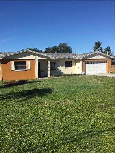 St Petersburg FL Single Family Home For Sale: $680,000