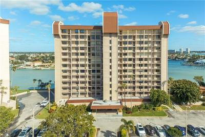 St Pete Beach Condo For Sale: 9415 Blind Pass Road #805