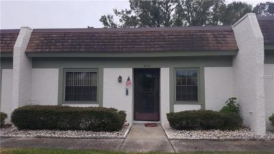 Clearwater Villa For Sale: 4774 Lake Boulevard #9-B