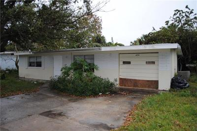 Port Richey Single Family Home For Sale: 6714 Sandra Drive