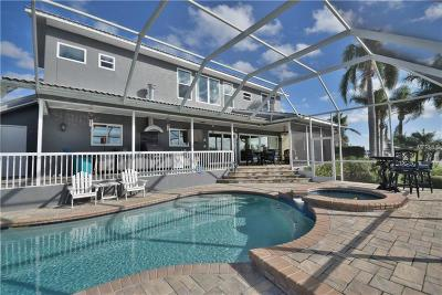 Seminole Single Family Home For Sale: 8176 Bayhaven Drive