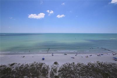 Madeira Beach Condo For Sale: 15000 Gulf Boulevard #1005