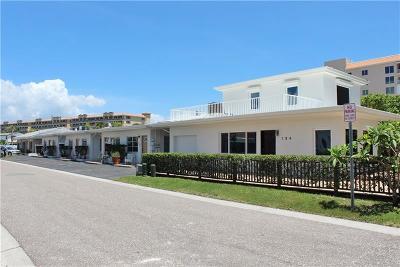 Redington Shores Multi Family Home For Sale: 134 178th Avenue W