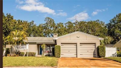 Belleair, Belleair Bluffs Single Family Home For Sale: 163 Osceola Road