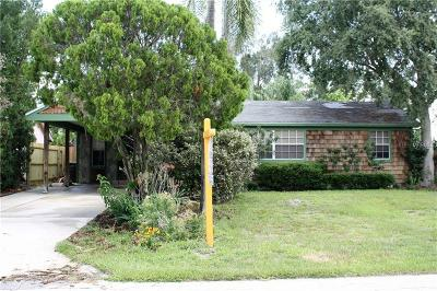Largo Single Family Home For Sale: 14623 Sunset Drive