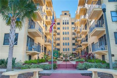 Pinellas County Condo For Sale: 130 4th Avenue N #701