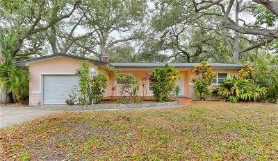 St Petersburg Single Family Home For Sale: 8151 26th Avenue N