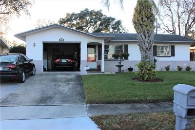 Clearwater Single Family Home For Sale: 1818 Vancouver Drive