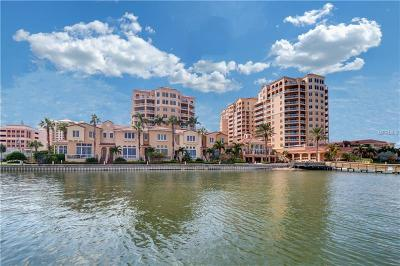 Clearwater Beach Condo For Sale: 501 Mandalay Avenue #508