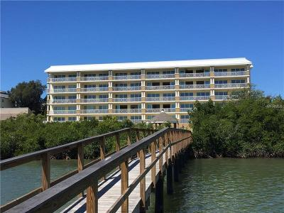 Pinellas County Rental For Rent: 19519 Gulf Boulevard #402
