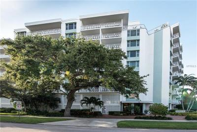 St Petersburg Condo For Sale: 700 Beach Drive NE #806