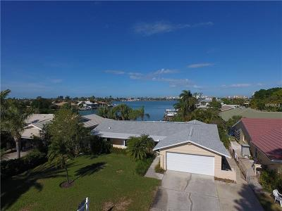 St Pete Beach Single Family Home For Sale: 651 64th Avenue