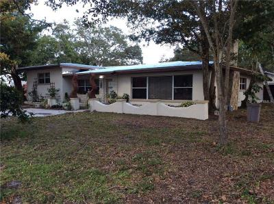 Sarasota FL Single Family Home For Sale: $290,000
