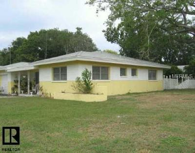 Clearwater Single Family Home For Sale: 1492 Carolyn Lane