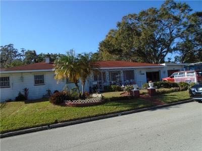 St Petersburg FL Single Family Home For Sale: $345,000