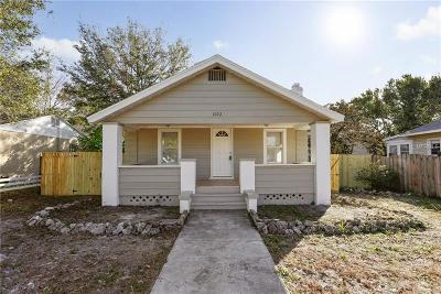 St Petersburg Single Family Home For Sale: 1072 18th Avenue N