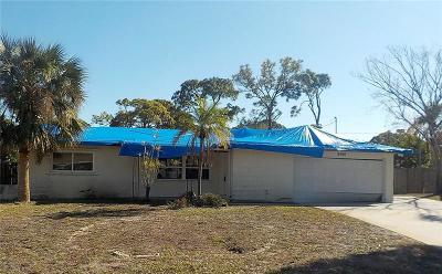 St Petersburg Single Family Home For Sale: 6360 17th Street S