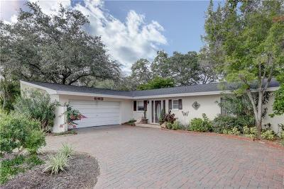 Largo Single Family Home For Sale: 4053 Harbor Hills Drive