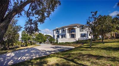 Tarpon Springs Single Family Home For Sale: 1235 N Florida Avenue