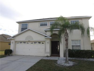 Weslely Chapel, Wesley Chapel Single Family Home For Sale: 30750 Bridgegate Drive