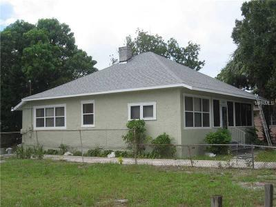 St Petersburg Single Family Home For Sale: 1944 12th Avenue S