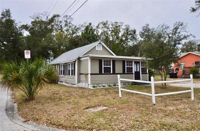 Clearwater Single Family Home For Sale: 919 Tuskawilla Street