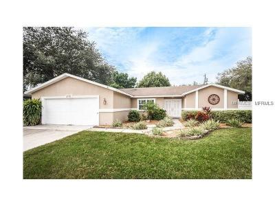 Clearwater Single Family Home For Sale: 1370 Whitacre Drive