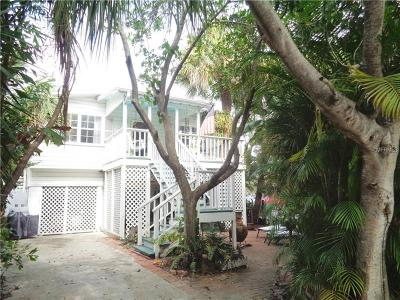Anna Maria Single Family Home For Sale: 9604 Gulf Drive