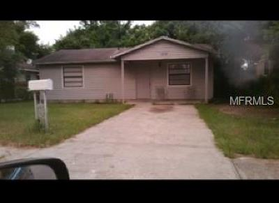 Clearwater Single Family Home For Sale: 1208 N Garden Avenue