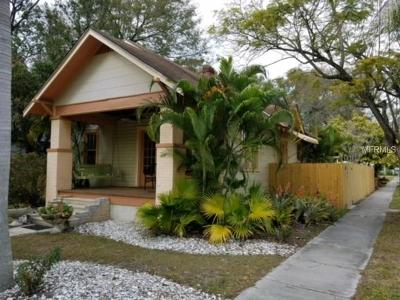 Hernando County, Hillsborough County, Pasco County, Pinellas County Single Family Home For Sale: 2101 4th Avenue N