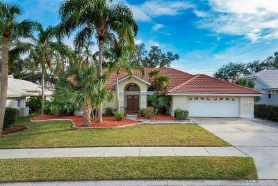 Safety Harbor Single Family Home For Sale: 114 Woodcreek Drive S