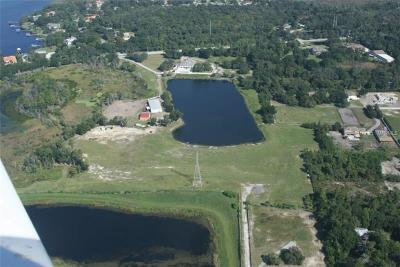 Hillsborough County, Pasco County, Pinellas County, Hernando County, Marion County Residential Lots & Land For Sale: 0 Keystone Road