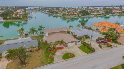 Treasure Island FL Single Family Home For Sale: $998,000