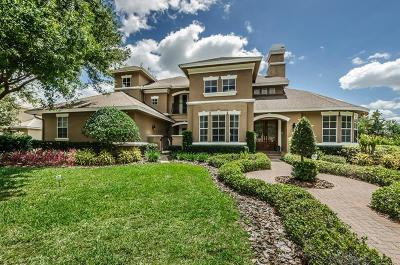 Tarpon Springs Single Family Home For Sale: 2975 Wentworth Way