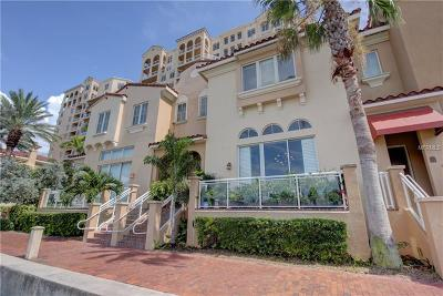 Clearwater Beach Condo For Sale: 525 Mandalay Avenue #24